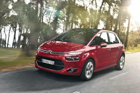 Citroën C4 Picasso: Preise