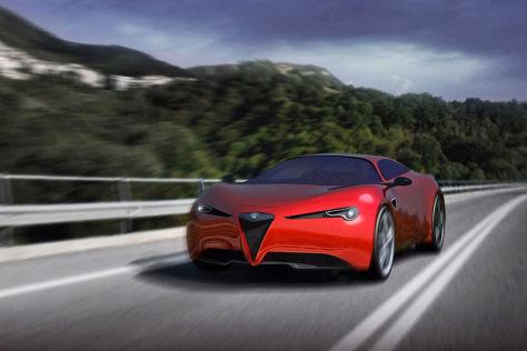Alfa Romeo Stradale Concept