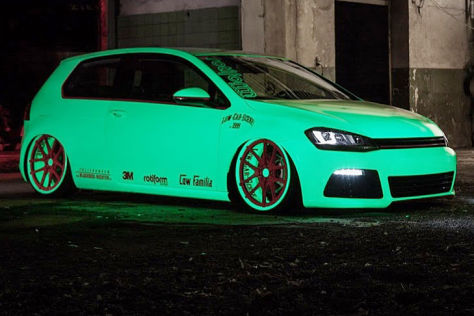 VW Golf VII: Tuning von Low-Car-Scene und BlackBox-Richter ...