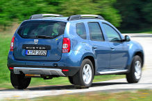 Dacia Duster: Dauertest