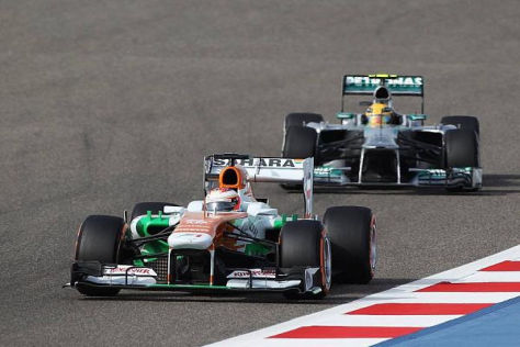 "In Bahrain ""bester Mercedes"": Force India war zuletzt bestens in Form"