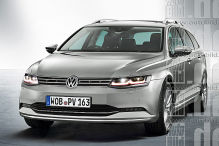 VW Passat (2014): Vorschau