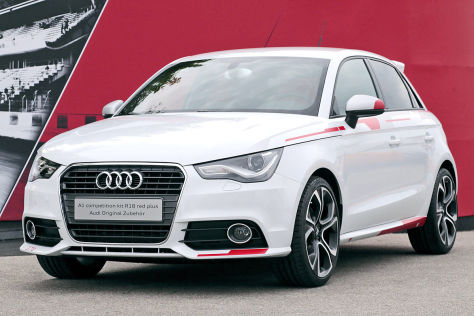 Audi A1 Competition Kit Wörthersee 2013