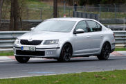 Video: Skoda Octavia RS