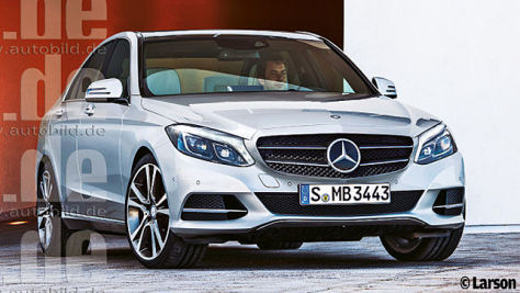 Mercedes C-Klasse (2014): Vorschau