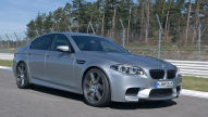 BMW M5 Facelift (2014)