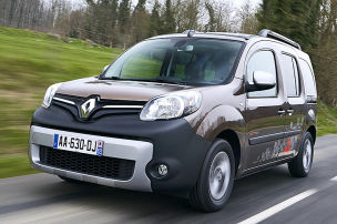 Renault Kangoo: Facelift (2013)