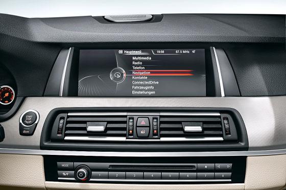 BMW 5er Limousine Facelift 2013