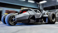 Batman Tumbler Replik: Vorstellung