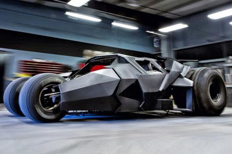 Batman Tumbler Replica: Vorstellung