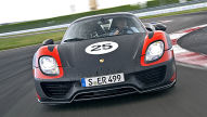 Porsche 918 Spyder: Fahrbericht