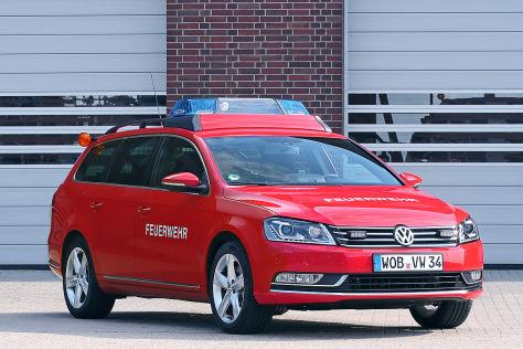 VW auf der RETTmobil 2013