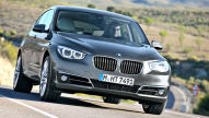 BMW 5er GT: Facelift 2013