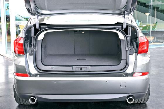 BMW 5er GT Facelift 2013