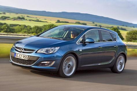 Opel Astra 1.6 SIDI