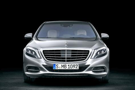 Mercedes S-Klasse 2013 (W222)