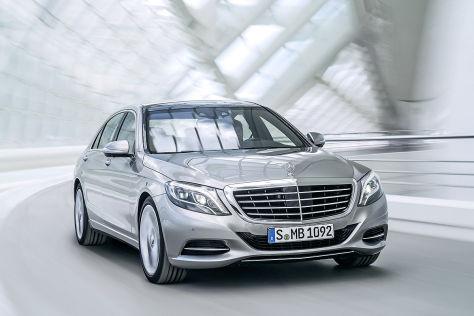 Mercedes S-Klasse (W222): Preise und Motoren