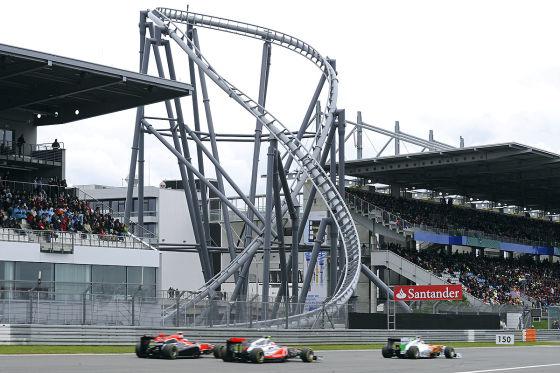 Freizeitpark auf dem Nürburgring