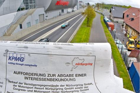 Verkauf Nürburgring