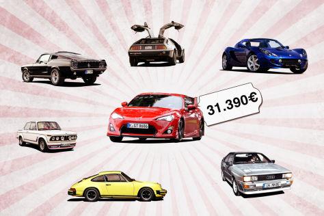 Sportwagen-Klassiker zum GT86-Preis