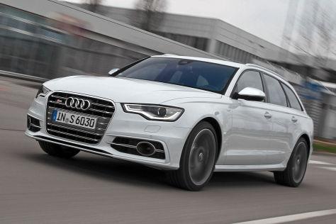 Der Audi S6 Avant Im Kurztest Autobild De