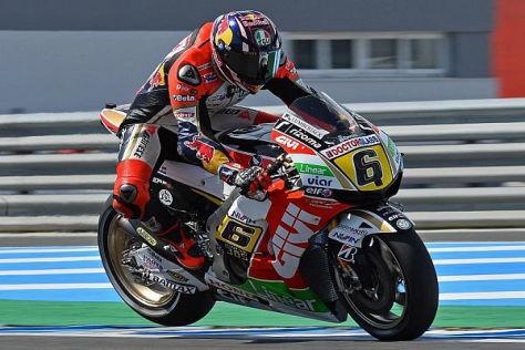 In Jerez hatte Stefan Bradl das gesamte Wochenende über Setup-Probleme