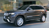 Jeep Grand Cherokee FL: Fahrbericht