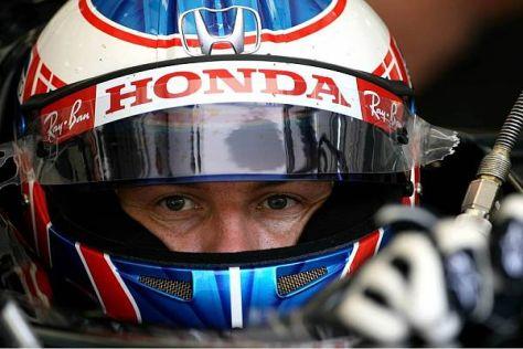 Wird Button ab 2015 ein zweites Mal mit Honda zusammenarbeiten?