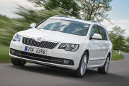 Video: Skoda Superb