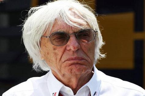 Bernie Ecclestone pokert gemeinsam mit Renault am großen Formel-1-Tisch