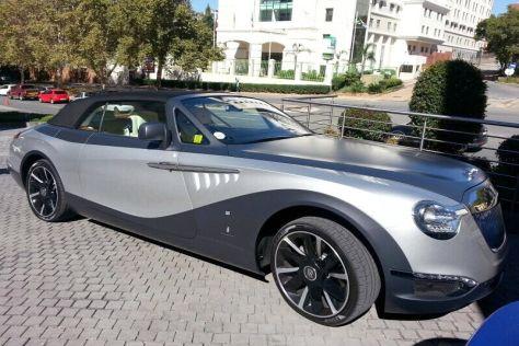 Rolls-Royce Phantom Drophead Coupé: Tuning von Pininfarina