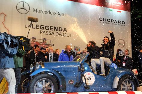 Mille Miglia 2013 Sieger Tonconogy