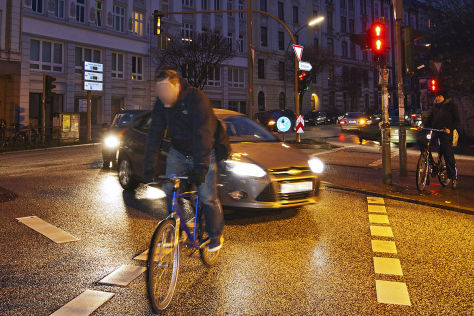 Strengere Promillegrenzen für Radfahrer gefordert