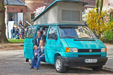 VW T4 California 2.4 D