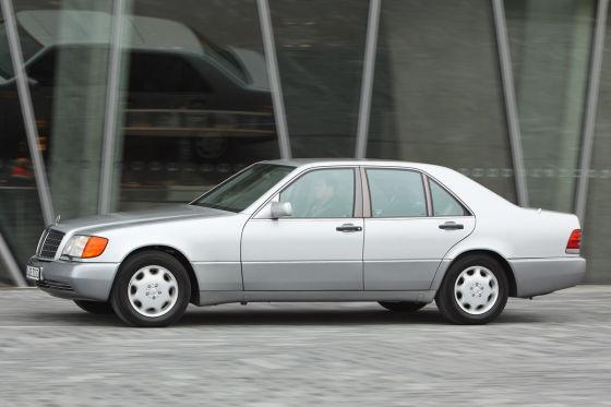 Mercedes 300 SE W 140