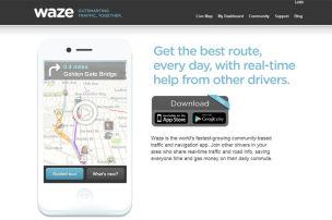 Auch Google will Waze