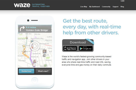 Facebook kauft Navigations-App Waze