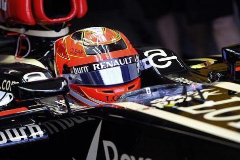 Auch wenn Red Bull locken sollte: Räikkönen fühlt sich auch im Lotus wohl