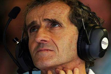 Alain Prost liebt die Atmosphäre, die das Rennwochenende in Monaco umgibt