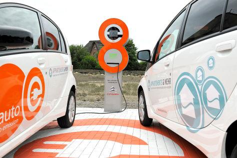 Elektromobilitätsgipel Berlin (2013)