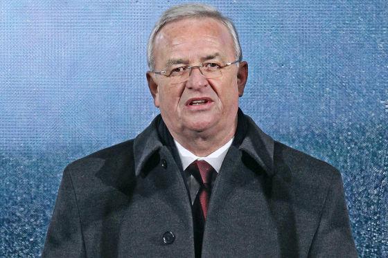 Martin Winterkorn, VW-Vorstandschef