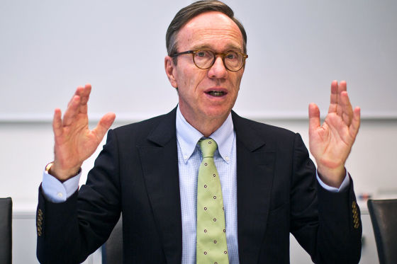 Matthias Wissmann, VDA-Präsident