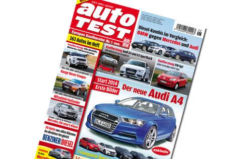 Die neue AUTO TEST, Heft 6/2013