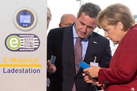 Elektromobilitätsgipfel Berlin 2013