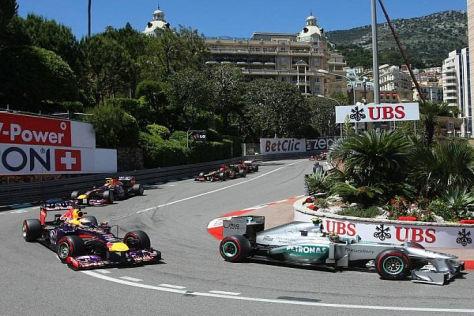 Der Schlagabtausch zwischen Hamilton und Vettel setzt sich fort