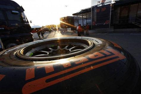 Die Pirelli-Pneus befinden sich weiter im Fokus des Formel-1-Interesses