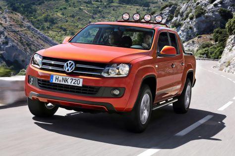 VW Amarok Canyon: Fahrbericht