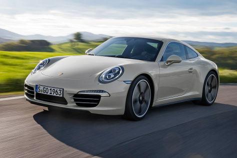 Porsche 911 50 Jahre Jubiläumsausgabe