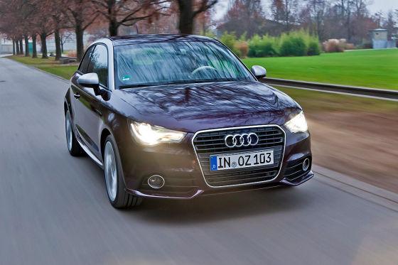 Audi A1 1.4 TFSI Union Square