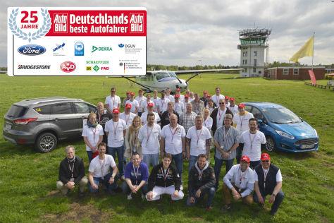 25 Jahre Deutschlands beste Autofahrer